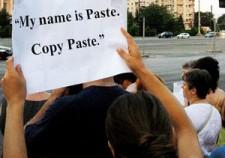English listening: Plagiarism