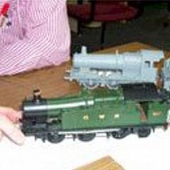 model_trains English Listening